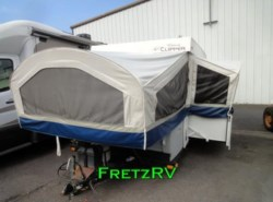 Used 2008  Coachmen Clipper Classic 1285ST by Coachmen from Fretz  RV in Souderton, PA