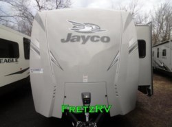 New 2017  Jayco Eagle Travel Trailer 338RETS by Jayco from Fretz  RV in Souderton, PA