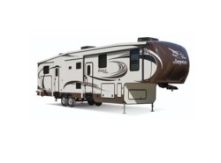 Used 2015  Jayco Eagle Premier 361REQS by Jayco from Fretz  RV in Souderton, PA
