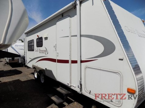 2006 Gulf Stream Gulf Breeze 23 TRS TRL.