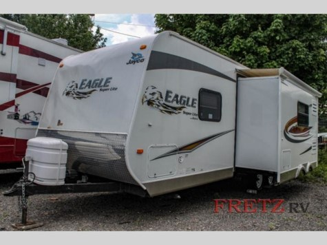2011 Jayco Eagle Super Lite 256RKS