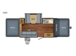 New 2019 Jayco Jay Series Sport 12SC available in Souderton, Pennsylvania