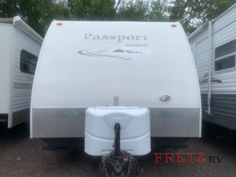 2012 Keystone Passport Express SL 238ML