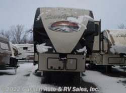 New 2016  Forest River Sandpiper 389RD by Forest River from Gansen Auto & RV Sales, Inc. in Riceville, IA