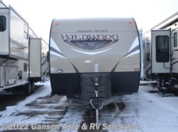 New 2016 Forest River Wildwood 28RLDS available in Riceville, Iowa