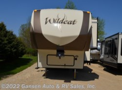 New 2017  Forest River Wildcat 29RKP by Forest River from Gansen Auto & RV Sales, Inc. in Riceville, IA