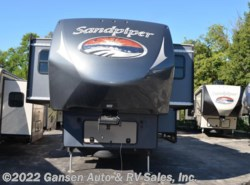 Used 2014  Forest River Sandpiper 366FL by Forest River from Gansen Auto & RV Sales, Inc. in Riceville, IA