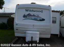 Used 2005  Forest River Wildwood 34RLDS by Forest River from Gansen Auto & RV Sales, Inc. in Riceville, IA