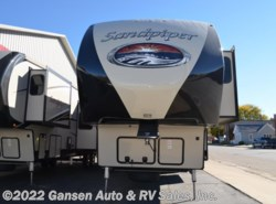 New 2017  Forest River Sandpiper 372LOK by Forest River from Gansen Auto & RV Sales, Inc. in Riceville, IA