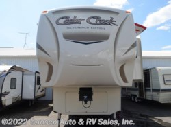 New 2017  Forest River Cedar Creek Silverback 35IK by Forest River from Gansen Auto & RV Sales, Inc. in Riceville, IA