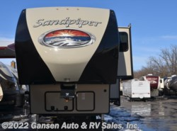 New 2017  Forest River Sandpiper 383RBLOK by Forest River from Gansen Auto & RV Sales, Inc. in Riceville, IA
