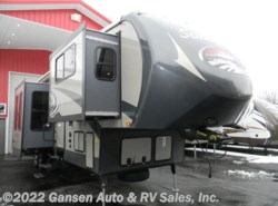 Used 2015  Forest River Sandpiper 377FLIK by Forest River from Gansen Auto & RV Sales, Inc. in Riceville, IA