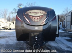 New 2018 Forest River Wildwood Heritage Glen 312QBUD available in Riceville, Iowa