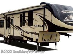 New 2017  Forest River Sierra HT SEF3250IK by Forest River from Gauthiers' RV Center in Scott, LA