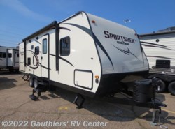 New 2017  K-Z Sportsmen 271BHLE by K-Z from Gauthiers' RV Center in Scott, LA