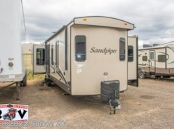 New 2017  Forest River Sandpiper Destination 393RL by Forest River from George Sutton RV in Eugene, OR