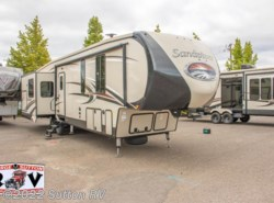 New 2017  Forest River Sandpiper 372LOK by Forest River from George Sutton RV in Eugene, OR