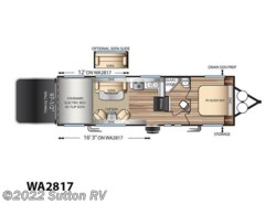 New 2017  Forest River Stealth WA2817 by Forest River from George Sutton RV in Eugene, OR