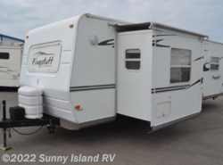 Used 2005  Forest River Flagstaff  827FLS by Forest River from Sunny Island RV in Rockford, IL