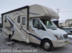 New 2017  Thor Motor Coach Four Winds Sprinter  24HL by Thor Motor Coach from Sunny Island RV in Rockford, IL