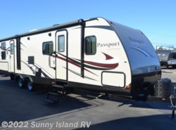 Used 2017  Keystone Passport  Grand Touring 3220BH by Keystone from Sunny Island RV in Rockford, IL