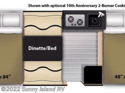 New 2017  Livin' Lite Quicksilver  8.0 by Livin' Lite from Sunny Island RV in Rockford, IL