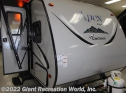 New 2016  Forest River  APEX 172CKS by Forest River from Giant Recreation World, Inc. in Melbourne, FL