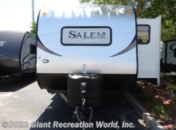 New 2017  Forest River Salem 29FKBS by Forest River from Giant Recreation World, Inc. in Melbourne, FL