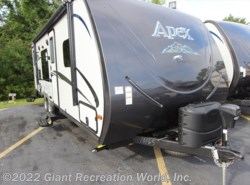 New 2017  Forest River  APEX 249RBS by Forest River from Giant Recreation World, Inc. in Melbourne, FL