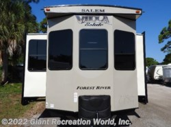 New 2017  Forest River  VILLA 4092BFL by Forest River from Giant Recreation World, Inc. in Melbourne, FL
