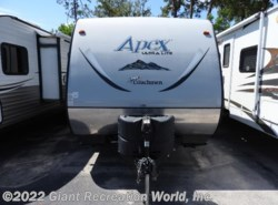 Used 2015  Coachmen Apex 258RKS by Coachmen from Giant Recreation World, Inc. in Melbourne, FL