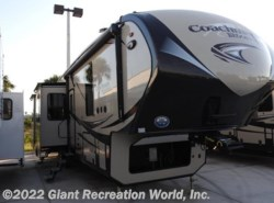 New 2018 Coachmen Brookstone 378RE available in Palm Bay, Florida