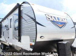New 2018 Forest River Salem 31KQBTS available in Winter Garden, Florida