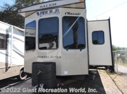 New 2016  Forest River  VILLA 39FDEN by Forest River from Giant Recreation World, Inc. in Ormond Beach, FL
