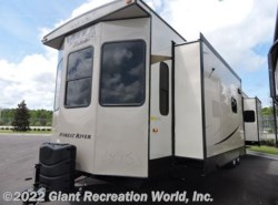 New 2017  Forest River  VILLA 393FLT by Forest River from Giant Recreation World, Inc. in Ormond Beach, FL