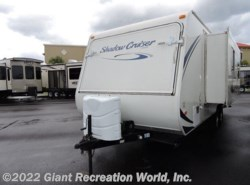 Used 2010  Cruiser RV Shadow Cruiser 20HS by Cruiser RV from Giant Recreation World, Inc. in Ormond Beach, FL