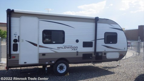 2018 Wildwood Traveler 180RT