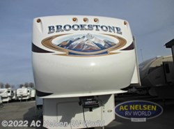 Used 2010  Coachmen Brookstone 366RE by Coachmen from AC Nelsen RV World in Omaha, NE