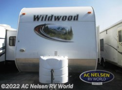 Used 2012  Forest River Wildwood 30KQBSS by Forest River from AC Nelsen RV World in Omaha, NE