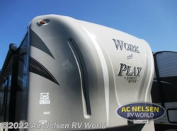 New 2016  Forest River Work and Play Ultra Lite 25WB by Forest River from AC Nelsen RV World in Omaha, NE
