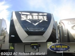 New 2017  Forest River Sabre 360QB by Forest River from AC Nelsen RV World in Omaha, NE