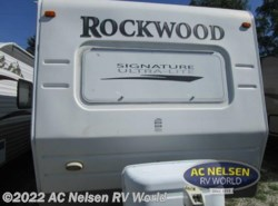 Used 2008  Forest River Rockwood 8317SS by Forest River from AC Nelsen RV World in Omaha, NE