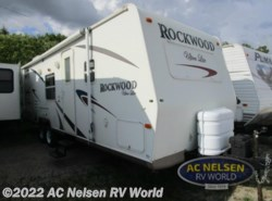 Used 2007  Forest River Rockwood 2601SS by Forest River from AC Nelsen RV World in Omaha, NE