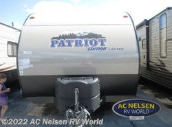 New 2017  Forest River  Patriot Edition 26BHSE by Forest River from AC Nelsen RV World in Omaha, NE