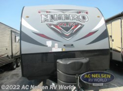 New 2017  Forest River XLR Nitro 23KW by Forest River from AC Nelsen RV World in Omaha, NE