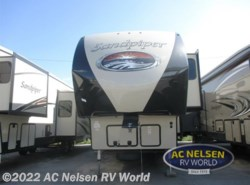 New 2017  Forest River Sandpiper 372LOK by Forest River from AC Nelsen RV World in Omaha, NE
