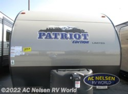 New 2017  Forest River Cherokee Grey Wolf 23DBH by Forest River from AC Nelsen RV World in Omaha, NE