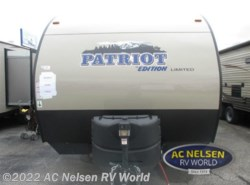 New 2017  Forest River  Patriot Edition 27DBS by Forest River from AC Nelsen RV World in Omaha, NE