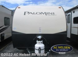 New 2017  Palomino PaloMini 177BH by Palomino from AC Nelsen RV World in Omaha, NE