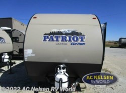 New 2017  Forest River  Patriot Edition 18TO by Forest River from AC Nelsen RV World in Omaha, NE